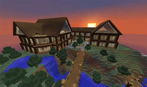 house plans mansion inspiration 8 minecraft mansions for your inspiration bc gb
