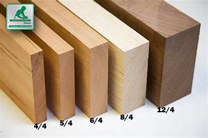 Woodworking 101: What Does 4/4 Mean In Lumber