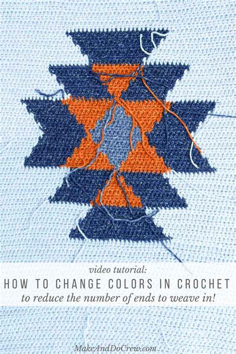 crochet how to change colors how to change colors in crochet without cutting yarn