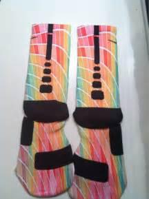 Custom Nike Elite Basketball Socks