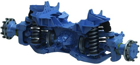 AxleTech Independent Suspension Planetary Axle Systems in ...