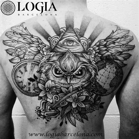 tatuajes  hombres logia tattoo