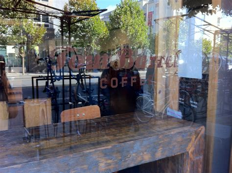Four barrel coffee, now caffeinating in portola. D10 Watch: Four Barrel brings more than great coffee to the Portola