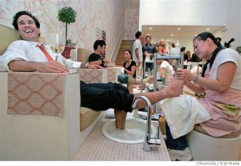 Real Men Get Pedicures  Tasiagiovannetti Est19xx