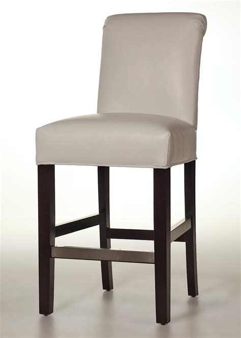 counter stools leather huron leather counter stool customize color finish 2678