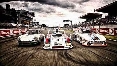 Porsche Racing Race Cars Track Cool Wallpapers