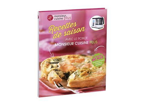 livre de recettes quot monsieur cuisine plus quot lidl