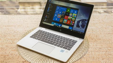 hp elitebook  review  casually cool business hybrid