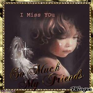 Pics For > I Miss You Alot My Friend