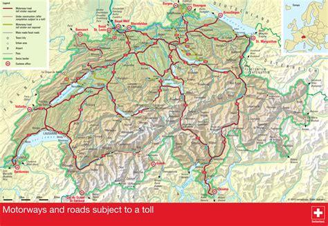 Autobahnraststätten Italien Karte