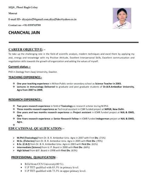 indian school resume format resume ideas
