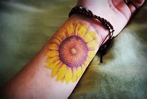Spiral Spirit Tattoo