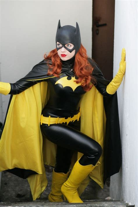 hot batgirl cosplay geekextreme