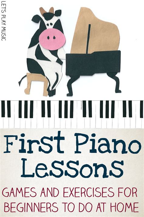 piano lessons getting started let s play 994 | first piano lessons badge
