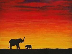 Mother Africa 1 Painting by Michael Cross