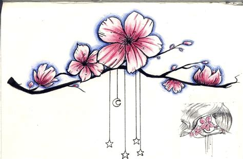 tatouage tattoo ideas pinterest tatouages cerisier