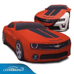 printed camaro car cover from coverking coverking
