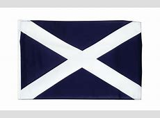 Small Scotland navy Flag 12x18