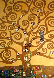Art De Vie : five ten fifteen second grade art gustav klimt ~ Zukunftsfamilie.com Idées de Décoration
