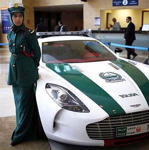 Cars of Dubai Police: Must Check Out !! | TBN