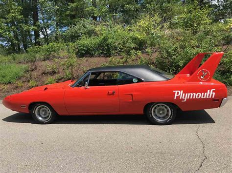 Plymouth Daytona For Sale by 1970 Plymouth Superbird For Sale Classiccars Cc 986902
