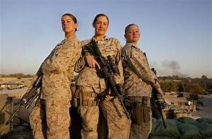 Oh look: Women Can't Hack it in the Marines | RedPillPushers