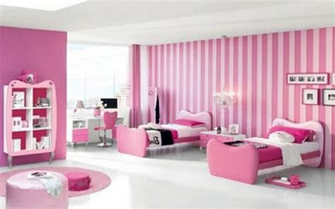 fantastic  amazing kids bedroom design interior  pink color home interior design ideas