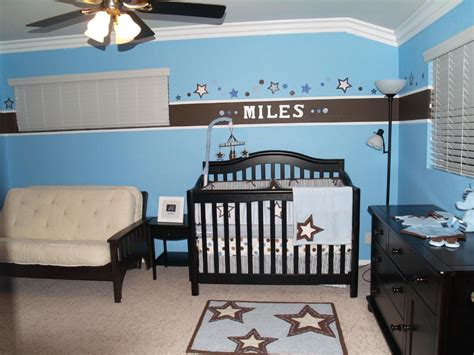 Decorating Ideas For Baby Boy Nursery Wall Decor