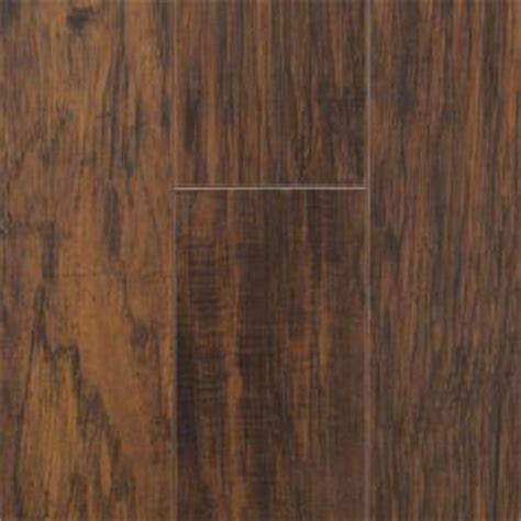 trafficmaster glueless laminate flooring alameda hickory trafficmaster farmstead hickory 12 mm thick x 6 06 in