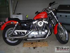 1983 Harley-davidson Xlh 1000 Sportster