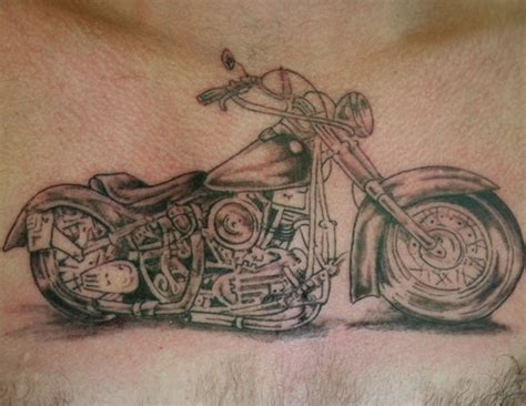 Top 8 Harley Davidson Tattoo Designs