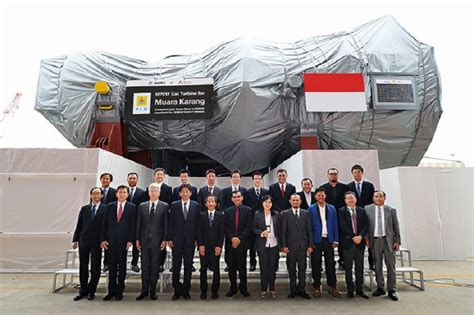 Mitsubishi Power Systems Ga by Mitsubishi Hitachi Power Systems Delivers Gas Turbine To