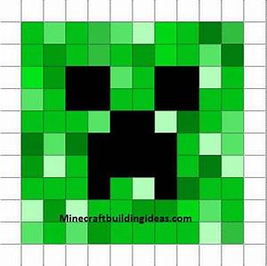 25 best ideas about creeper minecraft on pinterest With minecraft pixel art template maker