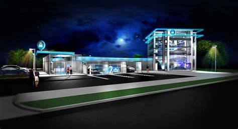 caravana car vending machine