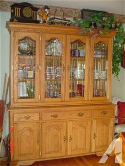 oak china cabinet for sale in berea kentucky classified