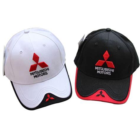 Mitsubishi Caps tripleclicks mitsubishi hat caps car logo