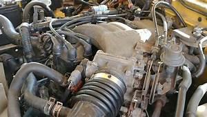 Nissan Xterra Vg33 Missing Vacuum Line