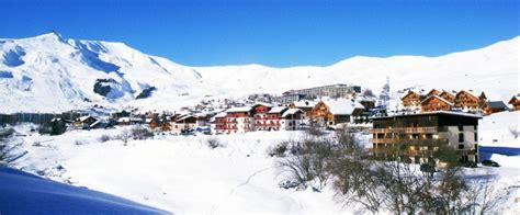 les chalets des cimes la toussuire location vacances r 233 sidence les chalets des cimes la toussuire en hiver