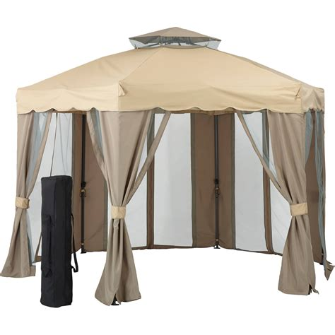 gardenwinds replacement canopy patios using stunning garden winds gazebo for cozy