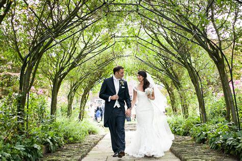 exclusive outdoor garden wedding venues in cheshire west