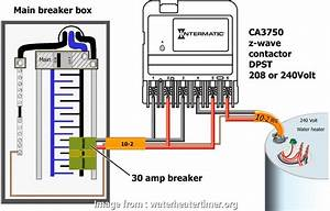 Dpst Thermostat Wiring Diagram Best How To Wire Intermatic