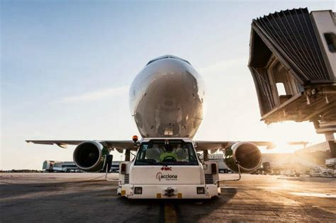 Airport Service by Acciona Airport Services Airport Technology