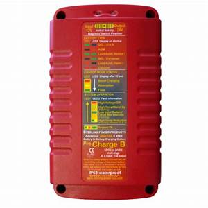 Pro Charge B Series 12-36 Volt Dc To Dc Battery Charger - Sterling Bbw1236