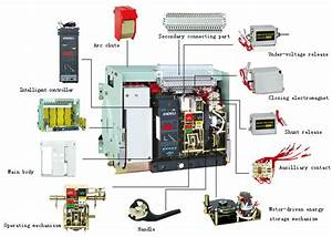 Air Circuit Breaker  Acb  Model