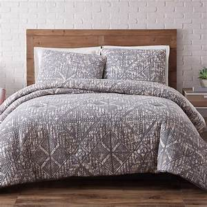 brooklyn loom sand washed cotton king comforter set in With brooklyn bedding king