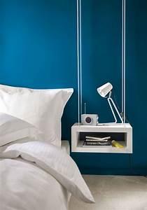 bleu 12 couleurs pour repeindre chez soi cote maison With peinture bleu pour chambre