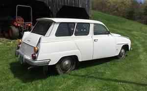 Swedish Seven-Seater: 1969 Saab 95