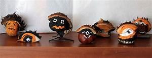 Halloween Basteln Gruselig : kinder basteln halloween feiern ~ Whattoseeinmadrid.com Haus und Dekorationen