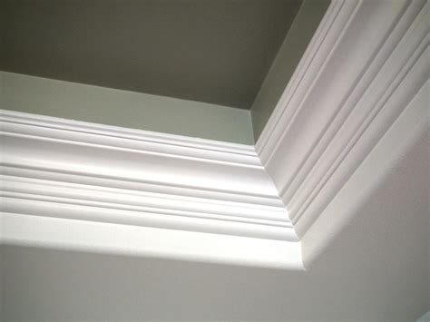 installing crown molding on vaulted ceilings modern