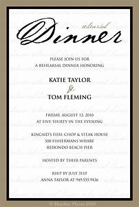 dinner invitations template invitation template With sample of wedding dinner invitation wording